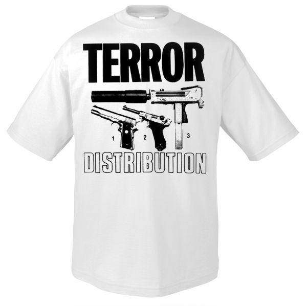 Terror Worldwide Distribution | T-Shirt