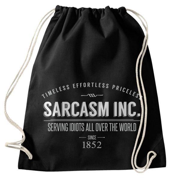 Fun Sarcasm Inc. Gym Sac