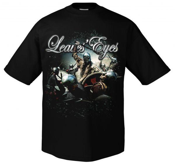 Leaves' Eyes Edge of Steel | T-Shirt