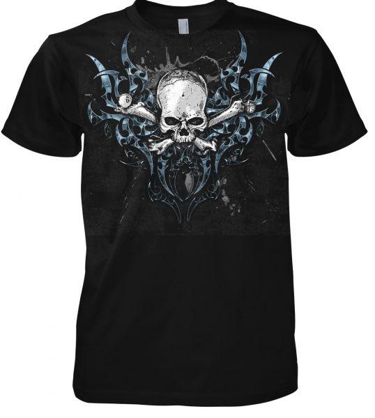 Blade Skull Blade Skull T-Shirt
