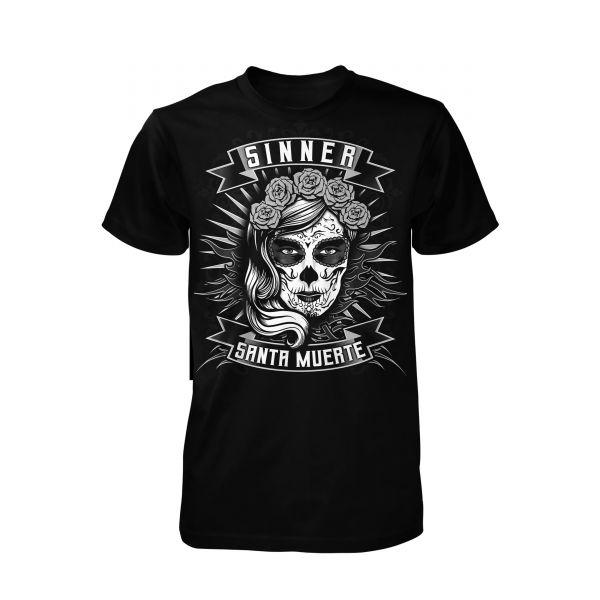 Sinner Santa Muerte SW | T-Shirt