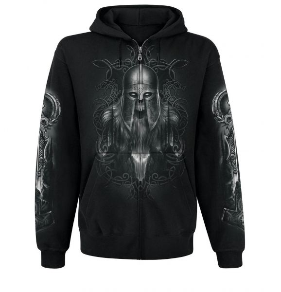 ToxicAngel Guardians of Midgard | Hood-Zip