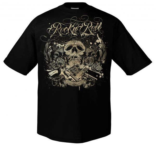 Rock & Style Rock'n'Roll Skull