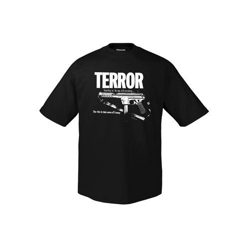 Terror Worldwide Something | T-Shirt