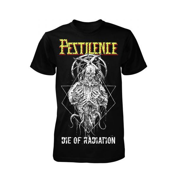 Pestilence Die Of Radiation TS | T-Shirt