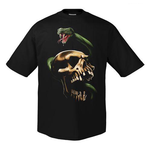 Art Worx Snake n Skull