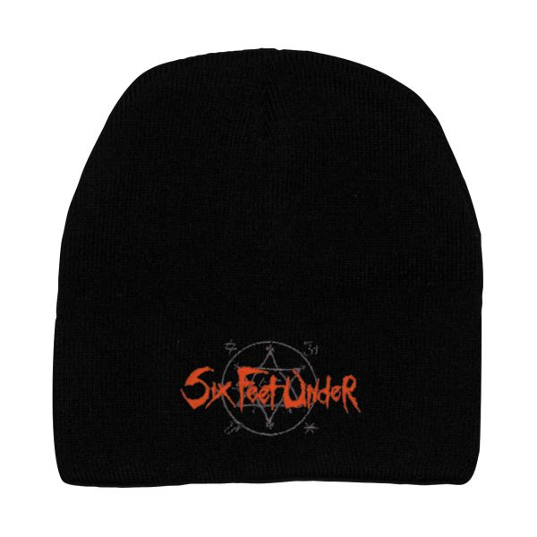 Six Feet Under Sticklogo Beanie