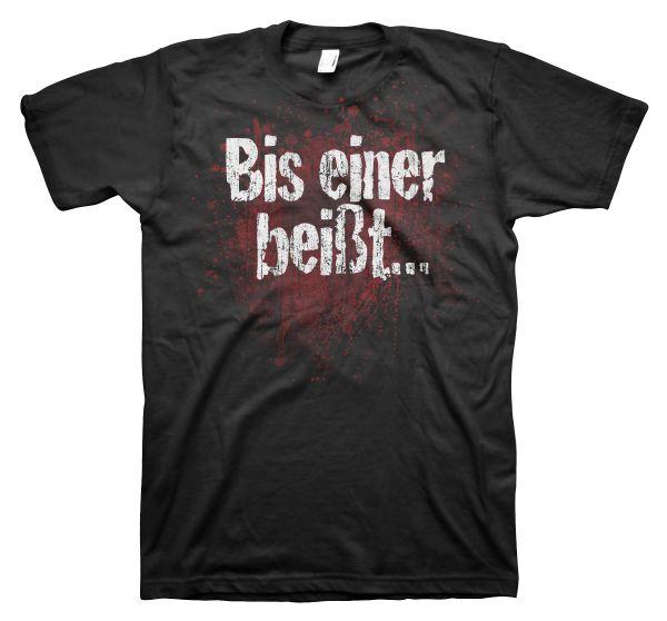 Rock Style Bis einer beißt...Zombie