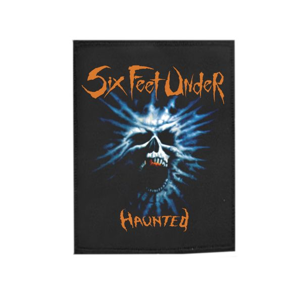 Six Feet Under Haunted Patch