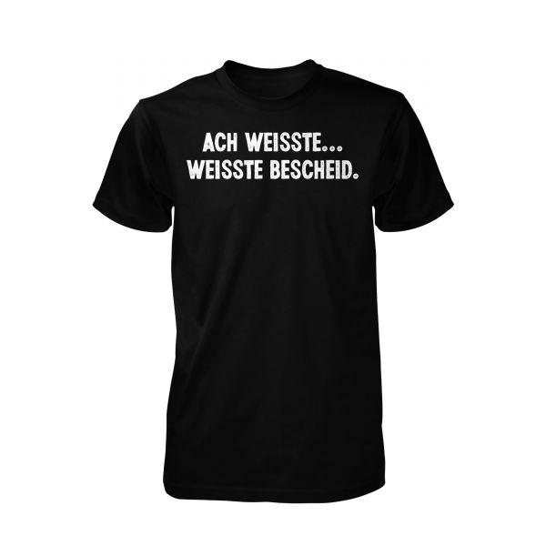 Art Worx Weisste Bescheid | T-Shirt