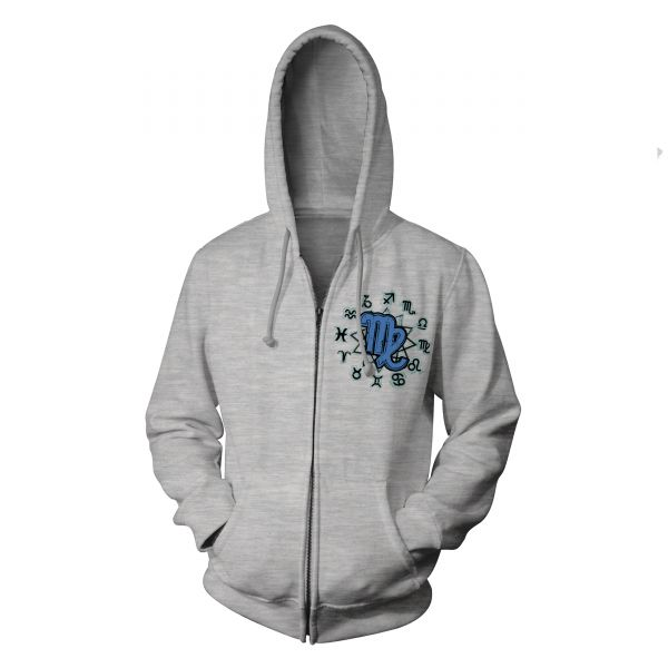 Zodiak Virgo | Hood-Zip