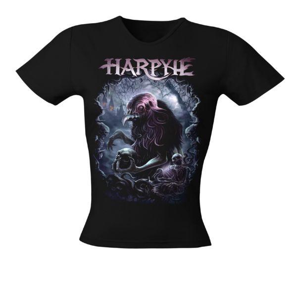 Harpyie Mystic Harpyie Girly Shirt