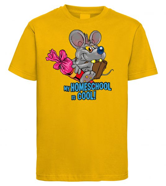 Art Worx My homeschool is cool | Kinder T-Shirt