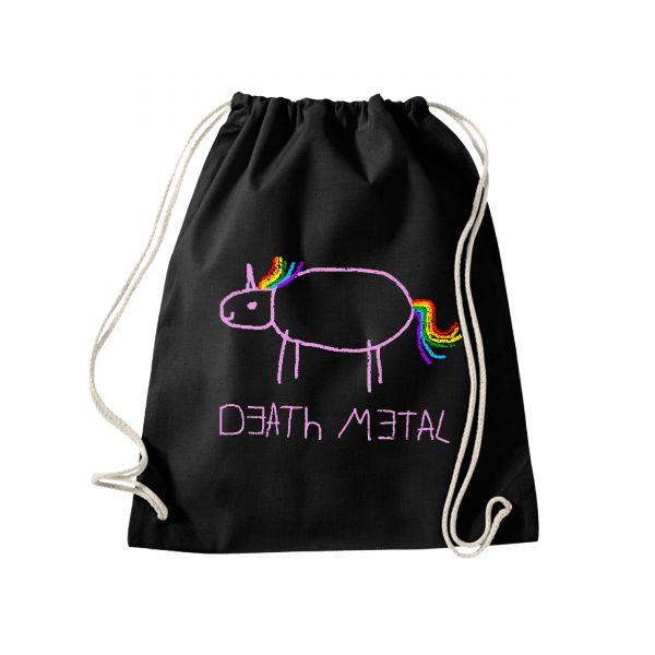 Art Worx Death Metal Unicorn Gymsac | Gymsac