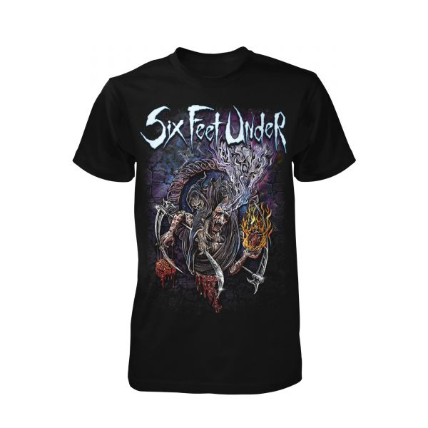 Six Feet Under Scales of Death | T-Shirt