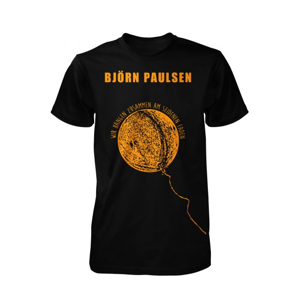 Björn Paulsen Ballon Orange | T-Shirt