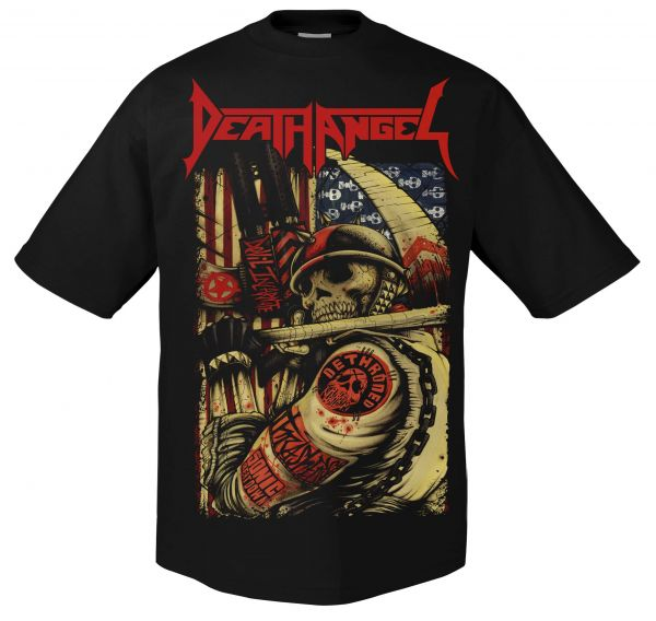 Death Angel Soldier