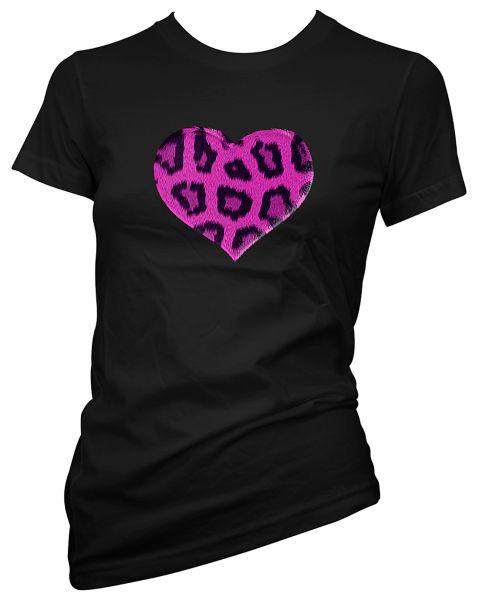 Art Worx Leopard Heart