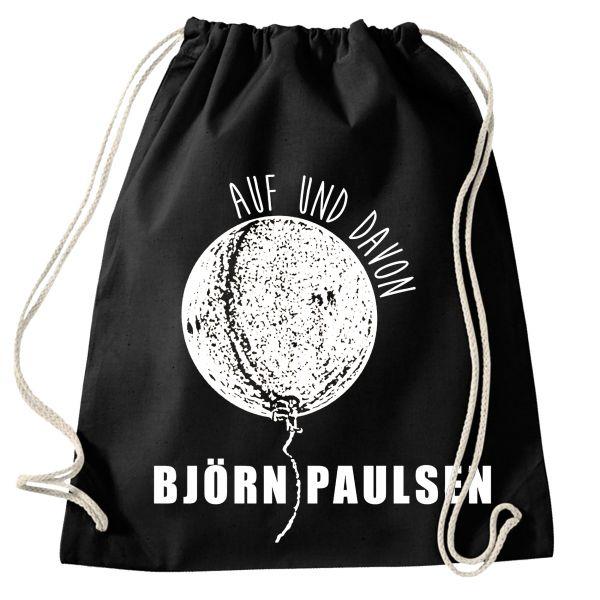 Björn Paulsen Ballon Weiß | Gymbag