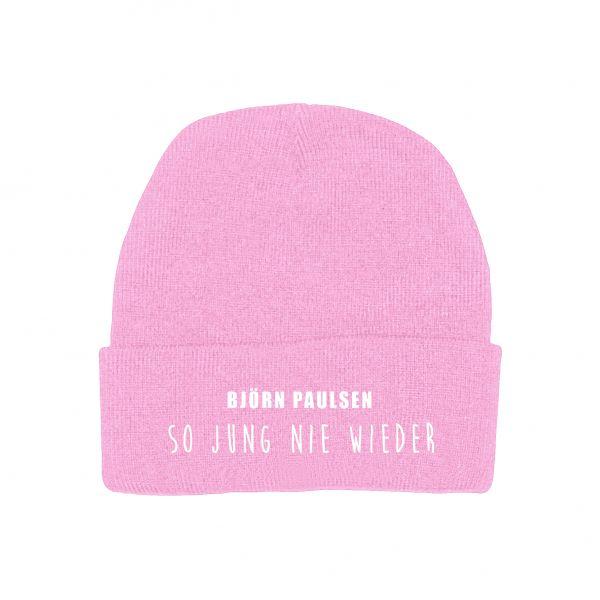Björn Paulsen BP Beanie Pink