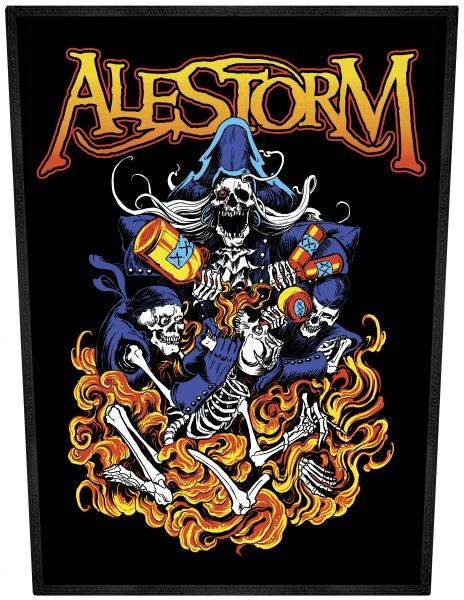 Alestorm Pirate Entry Level
