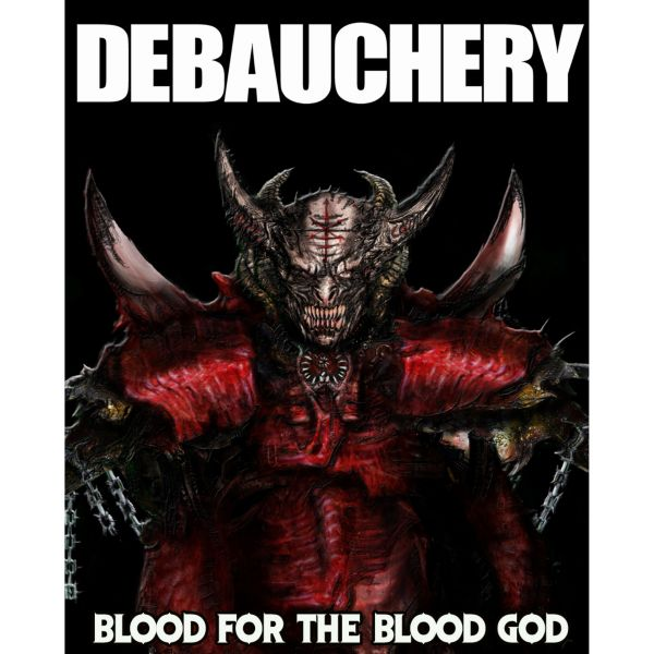 Debauchery Blood For The Blood God Patch | Patch