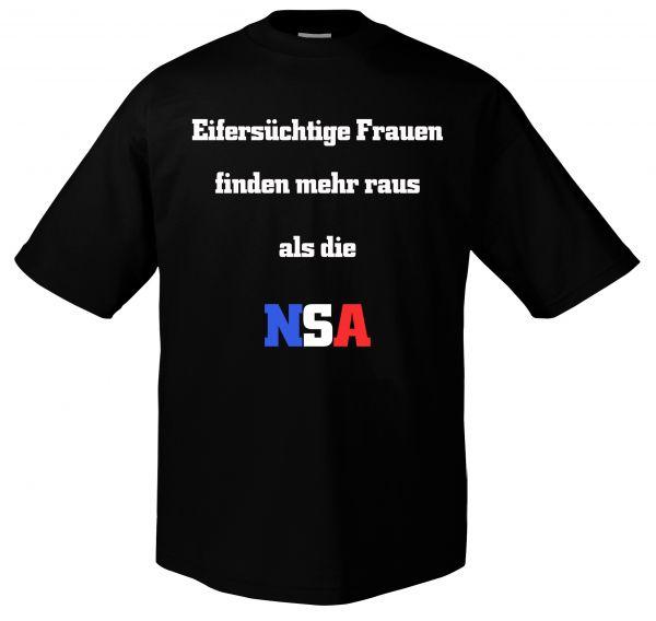 Fun Shirt NSA