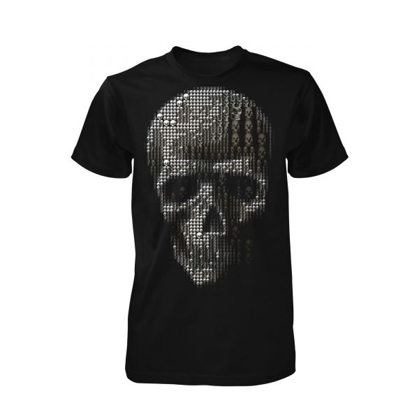 Rock & Style Mosaic Skull