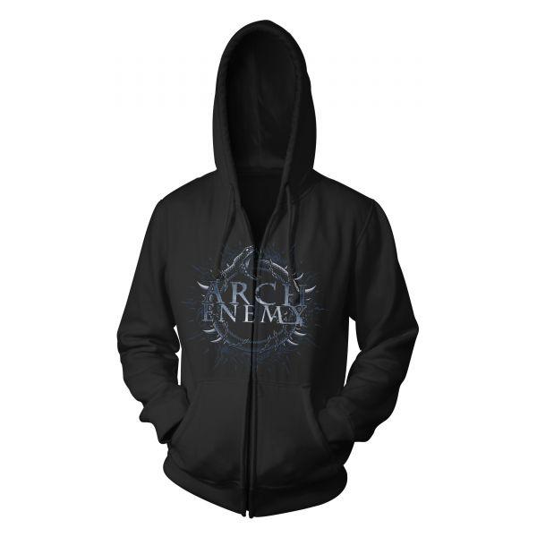 Arch Enemy Bat | Hood-Zip