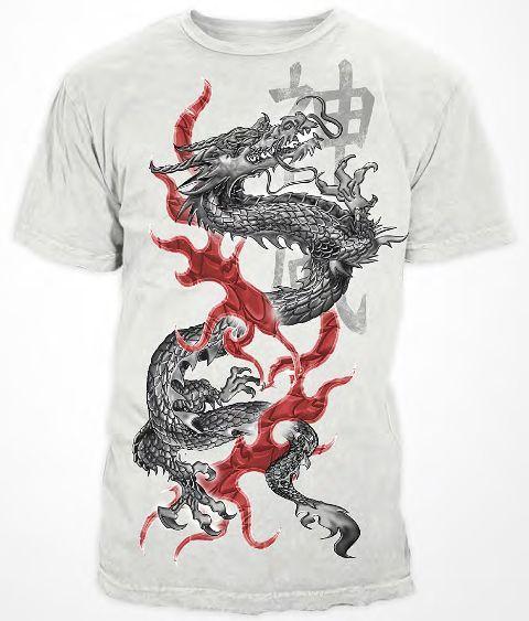 Art Worx Distressed Dragon
