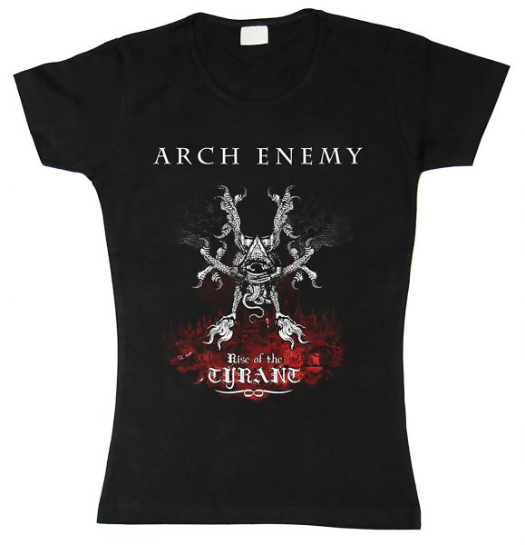 Arch Enemy Rise of the Tyrant