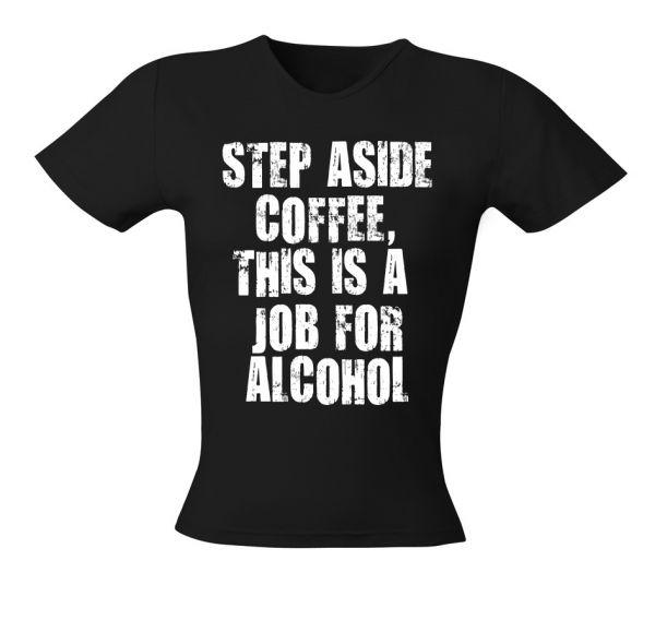 FUN Job For Alcohol