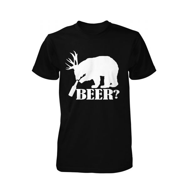 Fun Deer Bear Beer