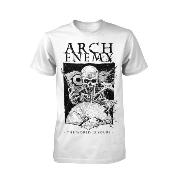 Arch Enemy The world is yours