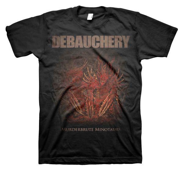 Debauchery Debauchery - Murderbrute Minotaurs T-Shirt