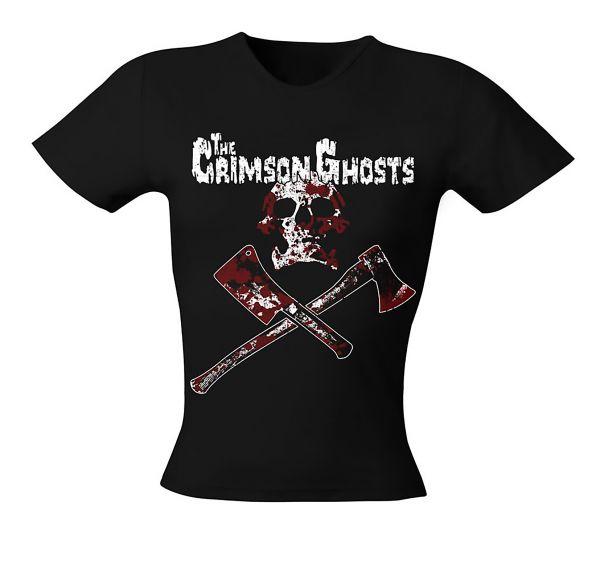 The Crimson Ghosts Skull