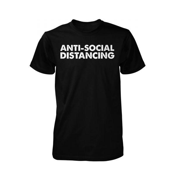 Art Worx Anti Social Distancing | T-Shirt