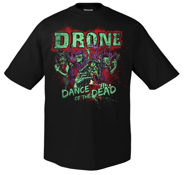 Drone Zombies In The Moshpit