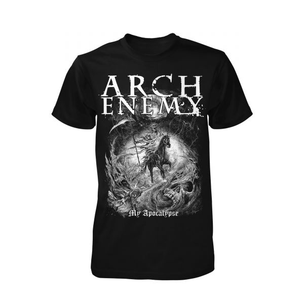Arch Enemy Apocalyptic Rider