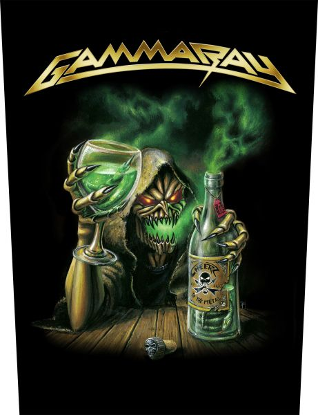 Gamma Ray Absinth