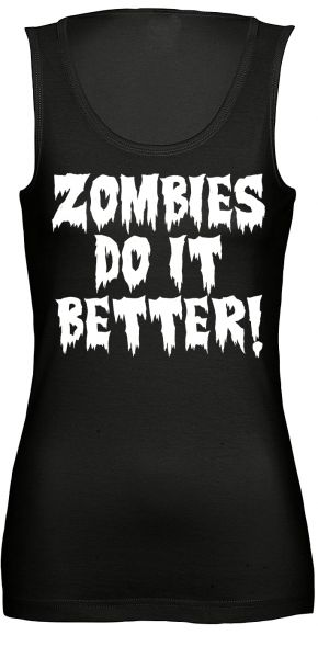 Fun Zombies do it better