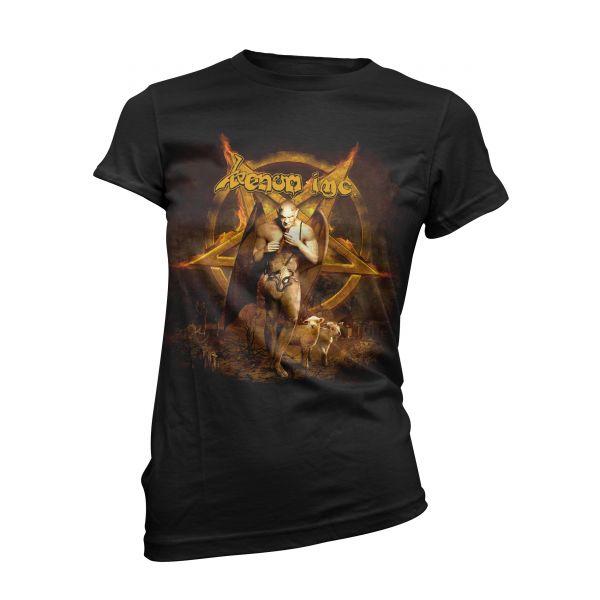 Venom Inc. Ave Satanas | Girly T-Shirt