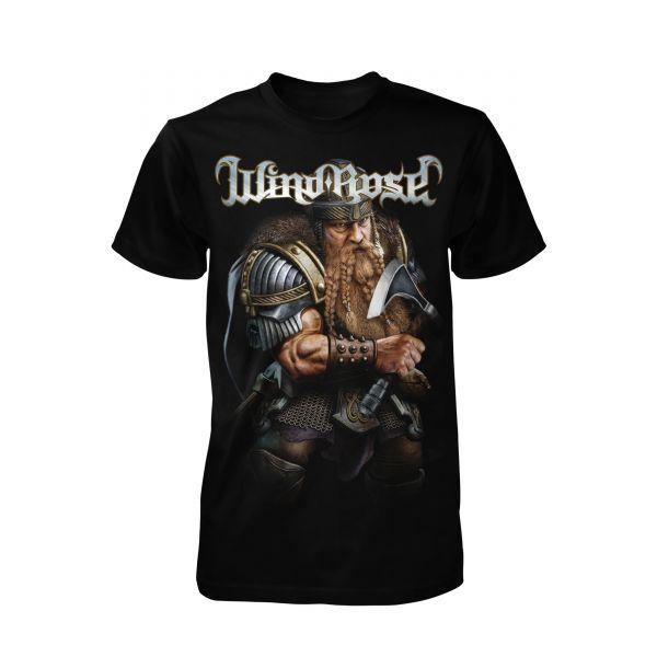 Wind Rose Dwarf | T-Shirt