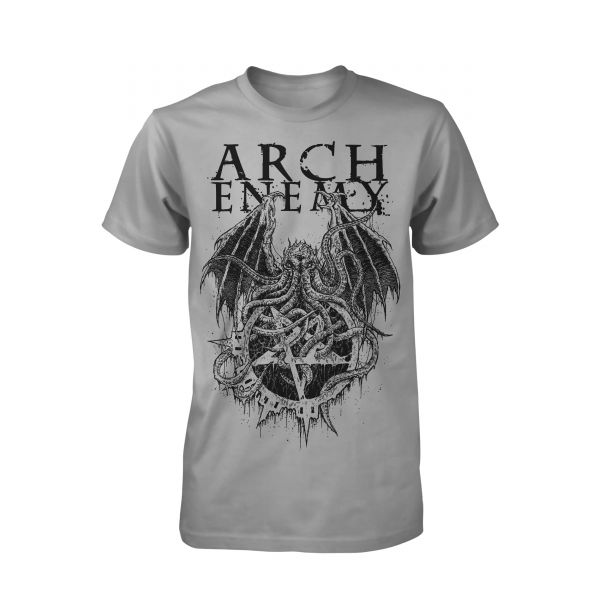 Arch Enemy Cthulhu | T-Shirt