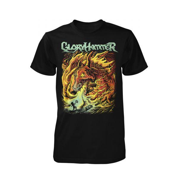 Gloryhammer Dragon | T-Shirt