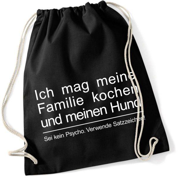 Fun Verwende Satzzeichen!