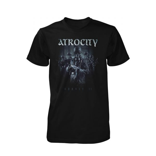 Atrocity Okkult II Cover Meister des Todes
