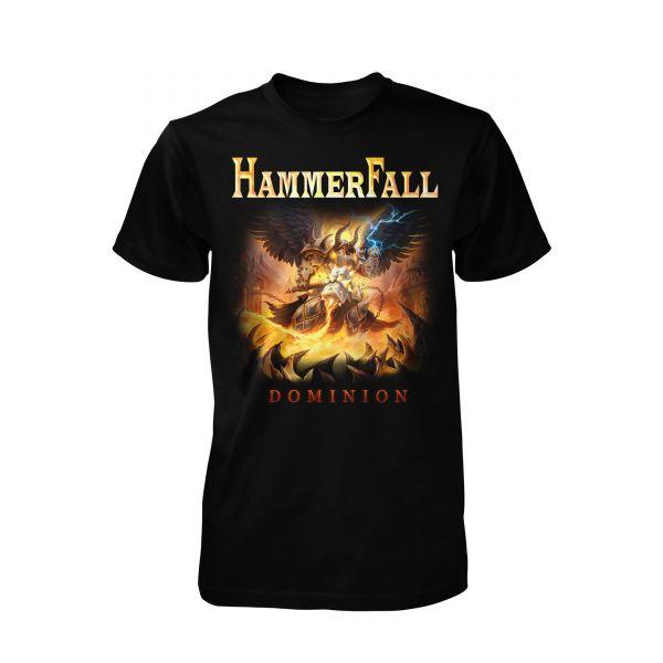 Hammerfall Dominion | T-Shirt