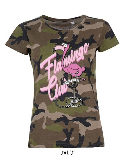 Art Worx Flamingo Club Girly TS