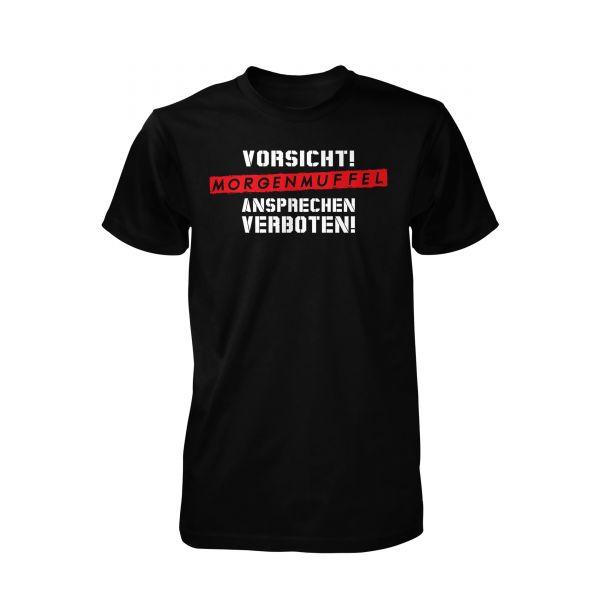 Art Worx Morgenmuffel | T-Shirt